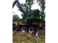 Equipment photo JOHN DEERE 437D KNUCKLEBOOM LOADER 1