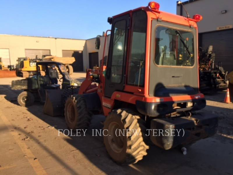 KUBOTA TRACTOR CORPORATION WHEEL LOADERS/INTEGRATED TOOLCARRIERS R520S equipment  photo 4