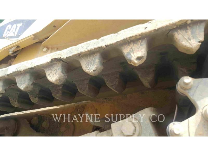 CATERPILLAR 多様地形対応ローダ 257B2 equipment  photo 12
