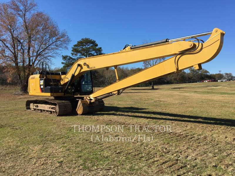 CATERPILLAR PELLES SUR CHAINES 320EL LR equipment  photo 1
