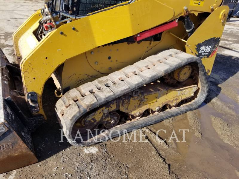 CATERPILLAR SKID STEER LOADERS 259B3 equipment  photo 5