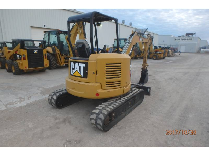 Caterpillar EXCAVATOARE PE ŞENILE 304ECR equipment  photo 3