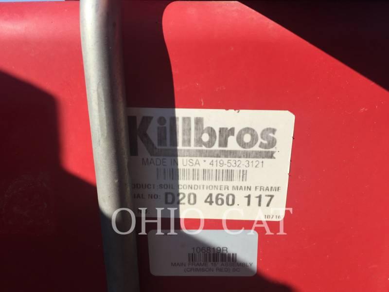 KILLBROS AG TILLAGE EQUIPMENT D20 equipment  photo 3