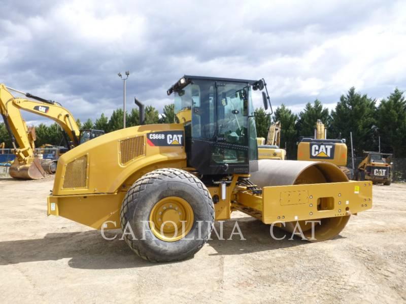 CATERPILLAR COMPACTADORES DE ASFÁLTICOS CS66B CB equipment  photo 5