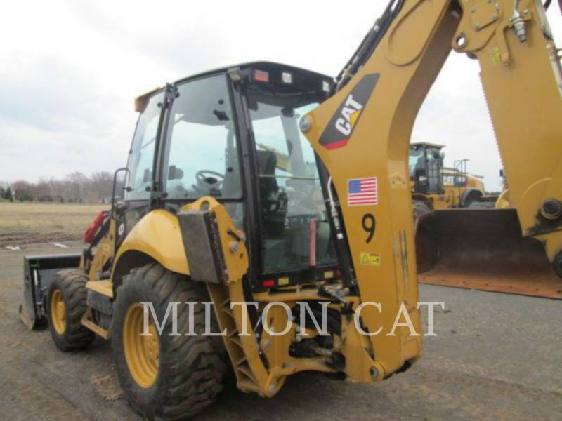CATERPILLAR BAGGERLADER 420FIT equipment  photo 2