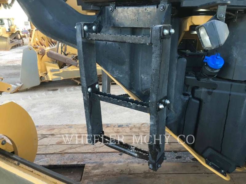 CATERPILLAR MOTOR GRADERS 140M3 ARO equipment  photo 4