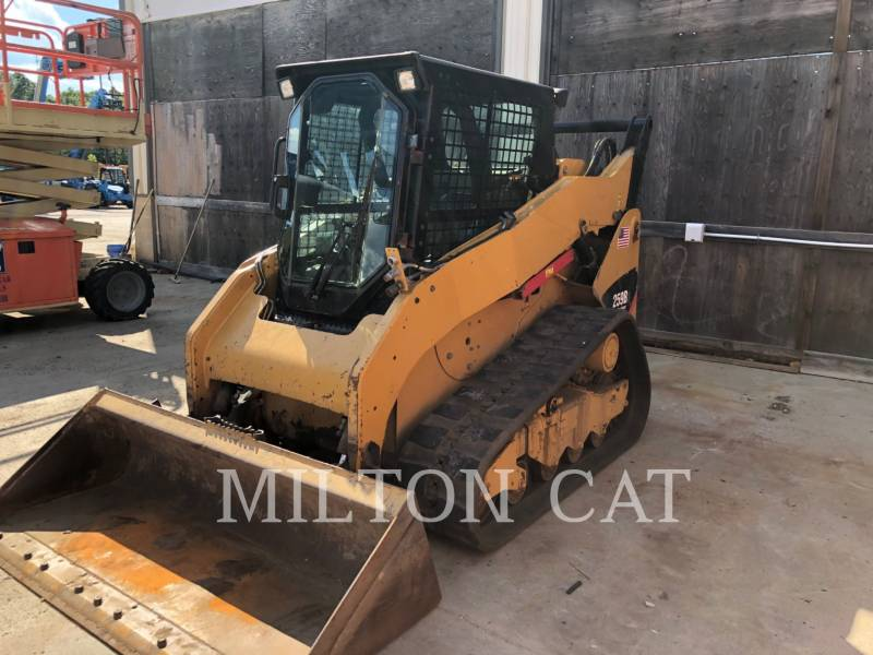 CATERPILLAR PALE CINGOLATE MULTI TERRAIN 259B 3 equipment  photo 1