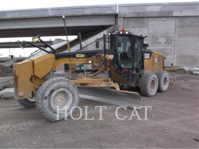 CATERPILLAR MOTONIVELADORAS 140M2 equipment  photo 1