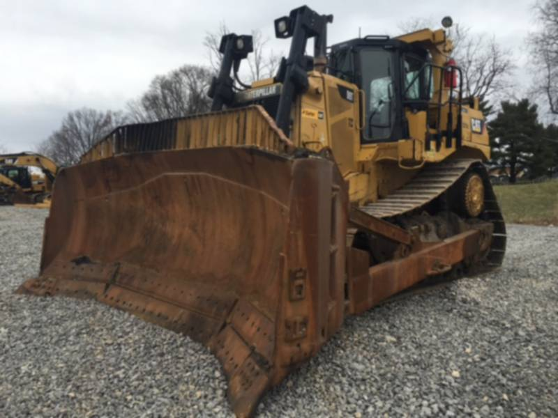 CATERPILLAR TRACTORES DE CADENAS D9T equipment  photo 3