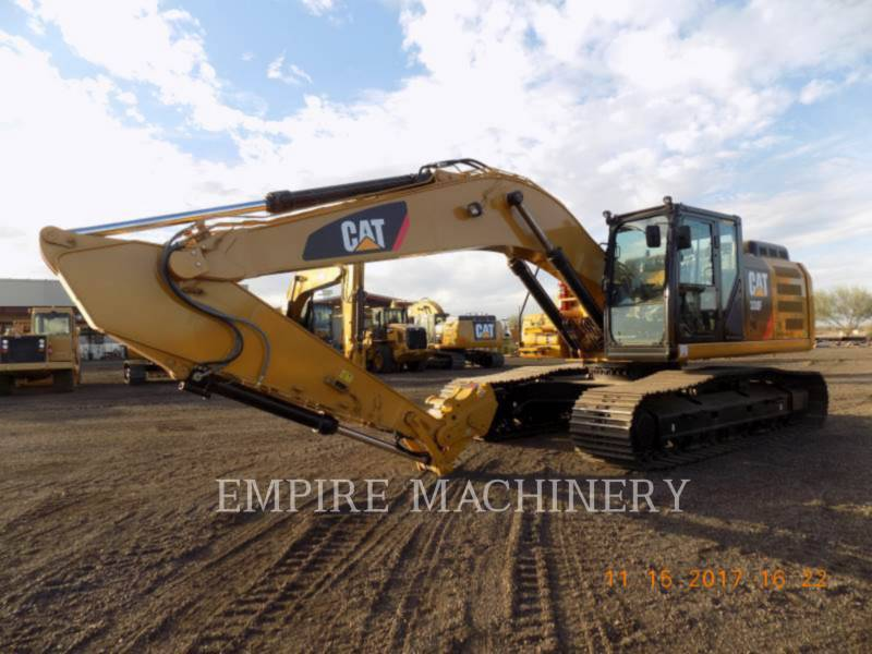 CATERPILLAR EXCAVADORAS DE CADENAS 330FL equipment  photo 4