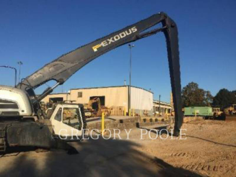 EXODUS WHEEL EXCAVATORS MX447HDR equipment  photo 7
