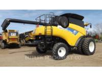 FORD / NEW HOLLAND COMBINES CR9070 equipment  photo 6