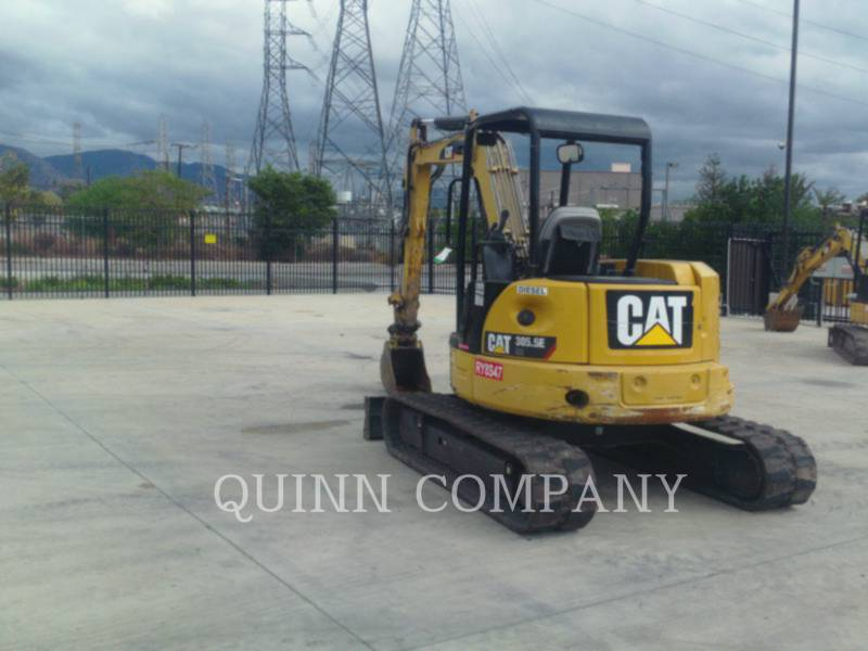 CATERPILLAR PELLES SUR CHAINES 305.5E CR equipment  photo 8
