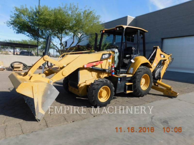 CATERPILLAR バックホーローダ 416F2ST equipment  photo 4