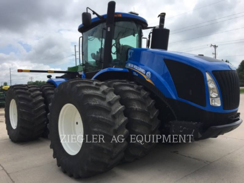 NEW HOLLAND LTD. TRACTORES AGRÍCOLAS T9.615 equipment  photo 1