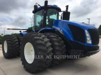 Equipment photo NEW HOLLAND LTD. T9.615 TRATTORI AGRICOLI 1