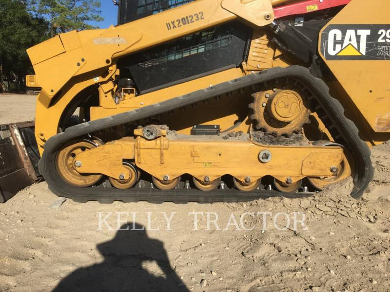 CATERPILLAR MULTI TERRAIN LOADERS 299D2XHP equipment  photo 6