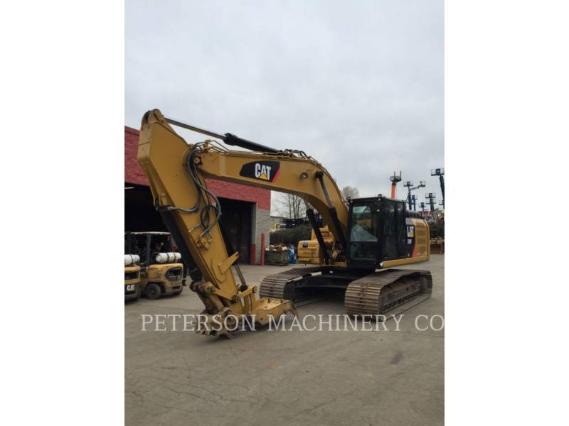 CATERPILLAR EXCAVADORAS DE CADENAS 329F equipment  photo 1