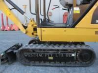 CATERPILLAR TRACK EXCAVATORS 301.4C equipment  photo 6