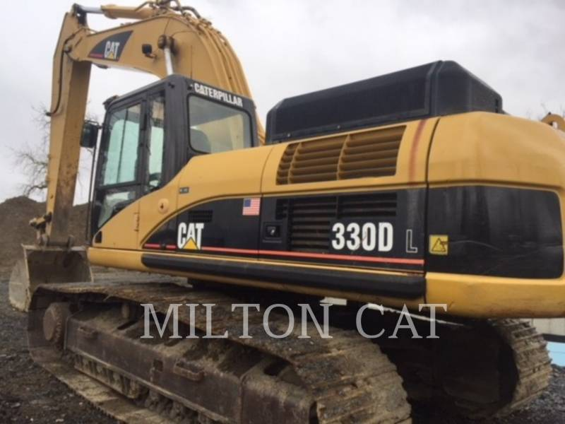 CATERPILLAR TRACK EXCAVATORS 330 D  equipment  photo 3
