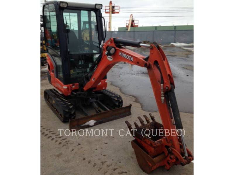 KUBOTA CORPORATION EXCAVADORAS DE CADENAS KX018-4 equipment  photo 9