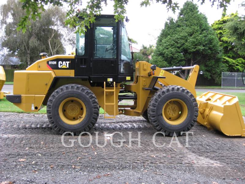 CATERPILLAR CARGADORES DE RUEDAS 910H equipment  photo 6