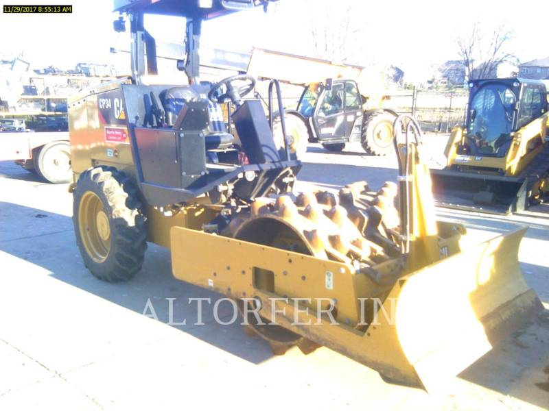 CATERPILLAR COMPACTADORES DE SUELOS CP34 equipment  photo 4