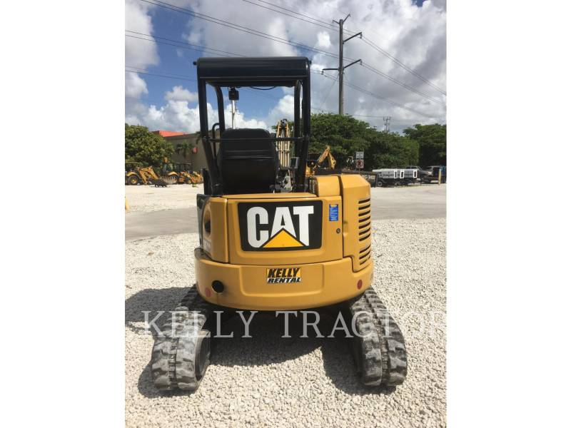 CATERPILLAR トラック油圧ショベル 303.5E2CR equipment  photo 4