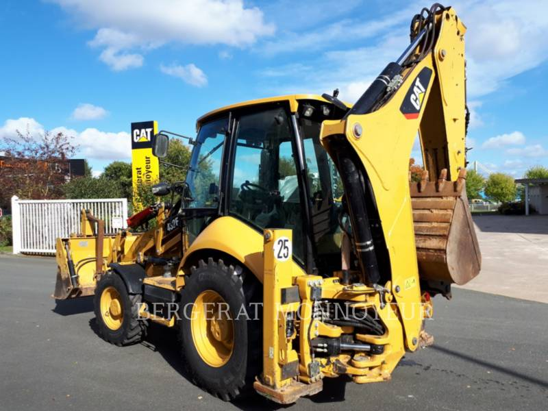 CATERPILLAR BACKHOE LOADERS 432F equipment  photo 3