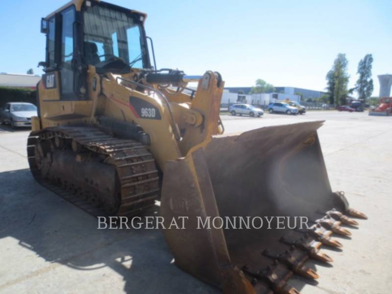 CATERPILLAR 履帯式ローダ 963D equipment  photo 2