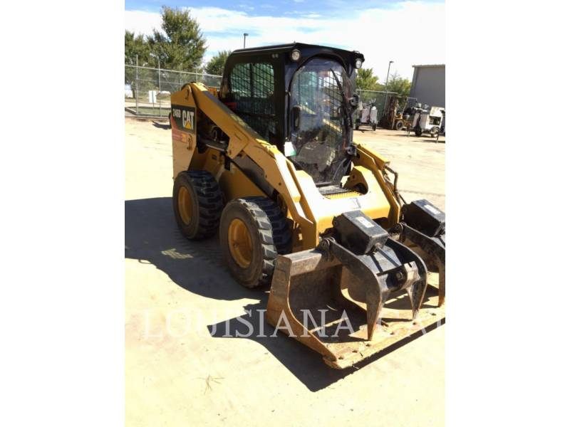 CATERPILLAR SCHRANKLADERS 246D equipment  photo 1