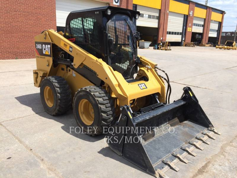 CATERPILLAR SKID STEER LOADERS 246DXPS2CA equipment  photo 2