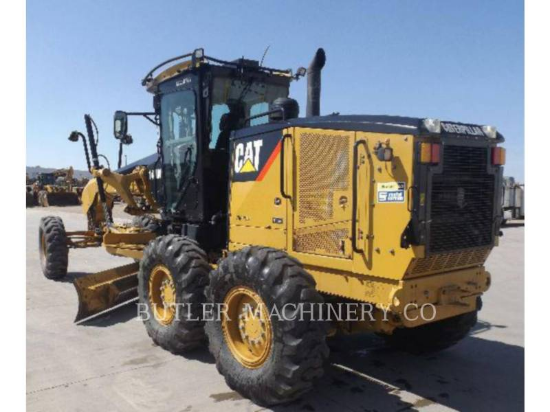 CATERPILLAR NIVELEUSES 140 M VHP equipment  photo 3