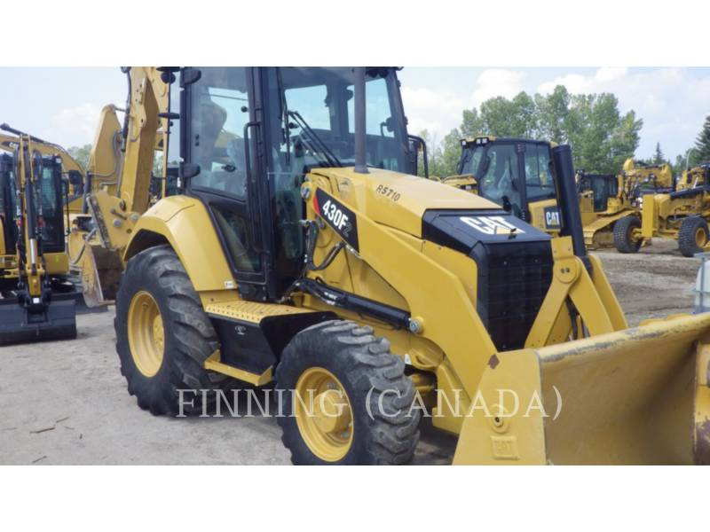CATERPILLAR BACKHOE LOADERS 430F2STLRC equipment  photo 2
