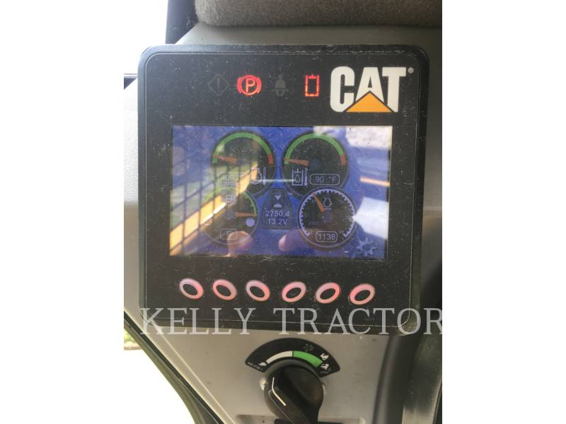 Caterpillar ÎNCĂRCĂTOARE PENTRU TEREN ACCIDENTAT 279D equipment  photo 15