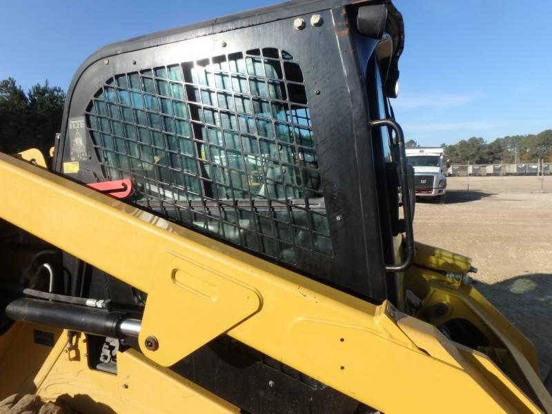 Caterpillar MINIÎNCĂRCĂTOARE RIGIDE MULTIFUNCŢIONALE 246D equipment  photo 20