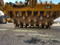 CATERPILLAR VIBRATORY SINGLE DRUM PAD CP34 equipment  photo 15