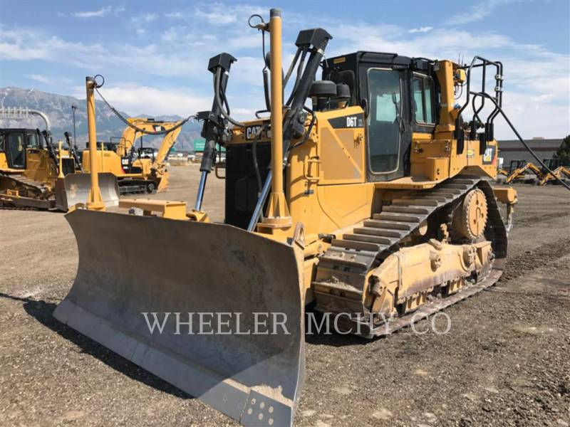 CATERPILLAR TRACK TYPE TRACTORS D6T XL PAT equipment  photo 1