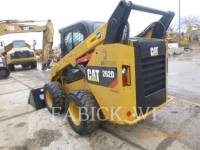 CATERPILLAR MINICARGADORAS 262D AGSP equipment  photo 2