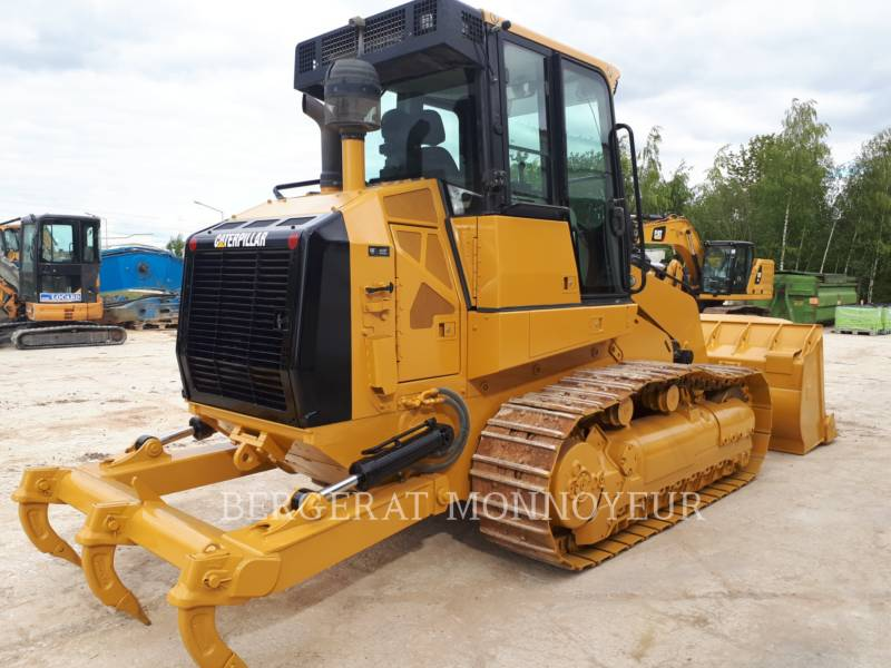 CATERPILLAR PALE CINGOLATE 963D equipment  photo 4