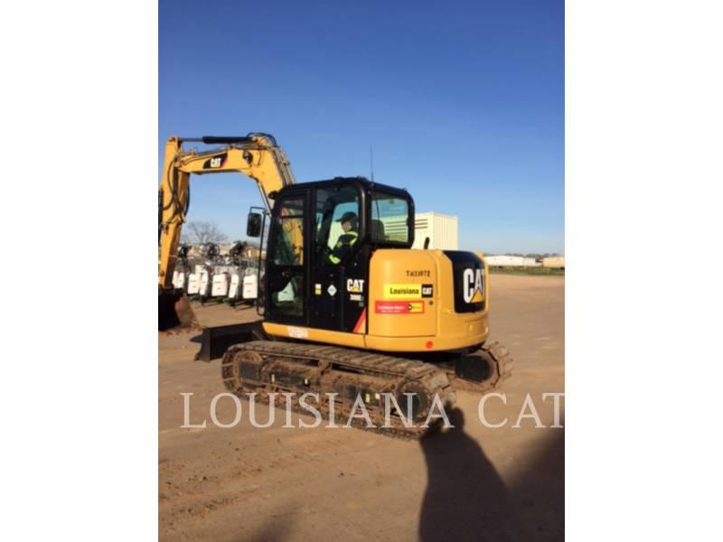 CATERPILLAR TRACK EXCAVATORS 308E2CR SB equipment  photo 3