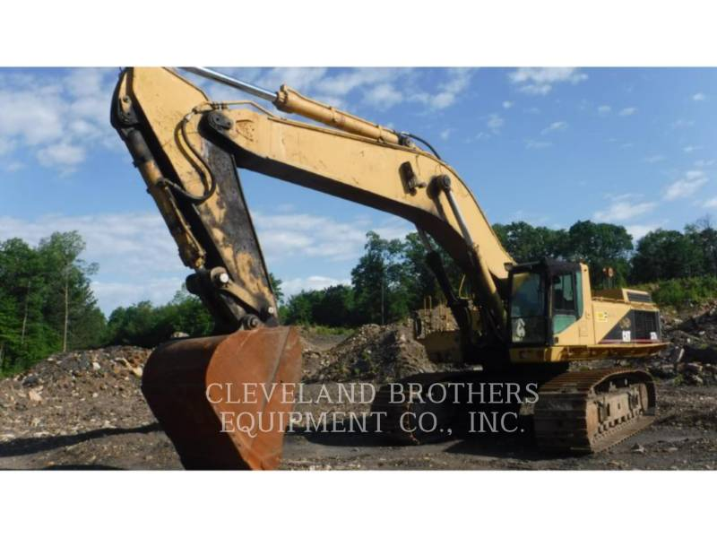 CATERPILLAR EXCAVADORAS DE CADENAS 375L equipment  photo 1