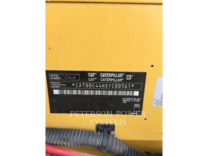 CATERPILLAR Grupos electrógenos portátiles XQ80 equipment  photo 7