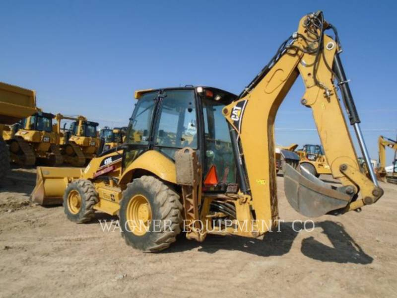 CATERPILLAR RETROESCAVADEIRAS 430E 4WDE equipment  photo 2