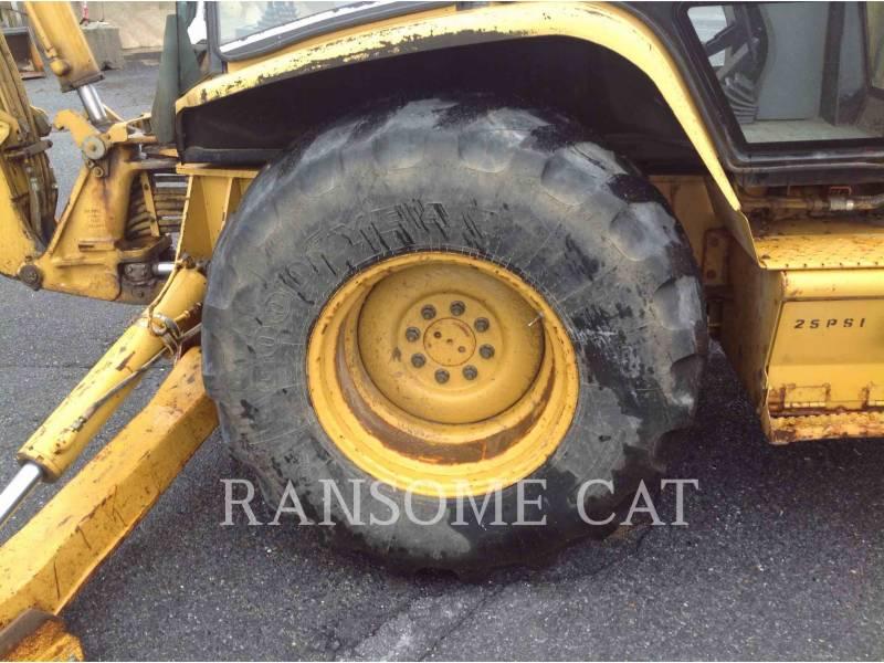 CATERPILLAR BACKHOE LOADERS 416C equipment  photo 11