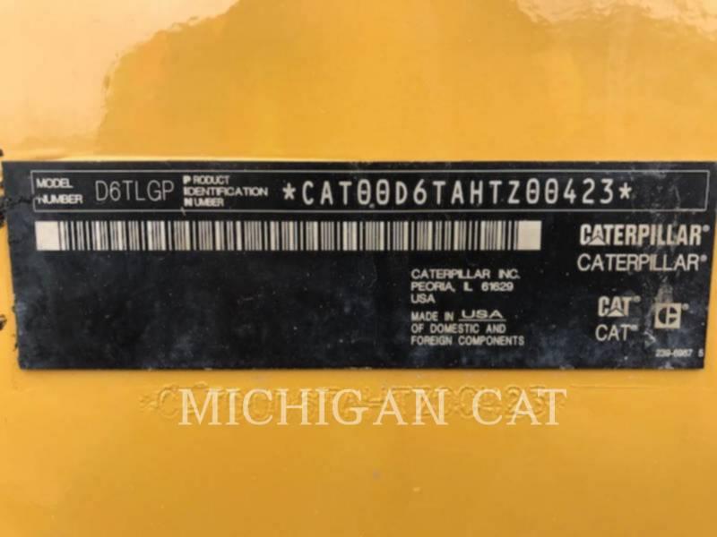 CATERPILLAR TRACK TYPE TRACTORS D6TLGP equipment  photo 10