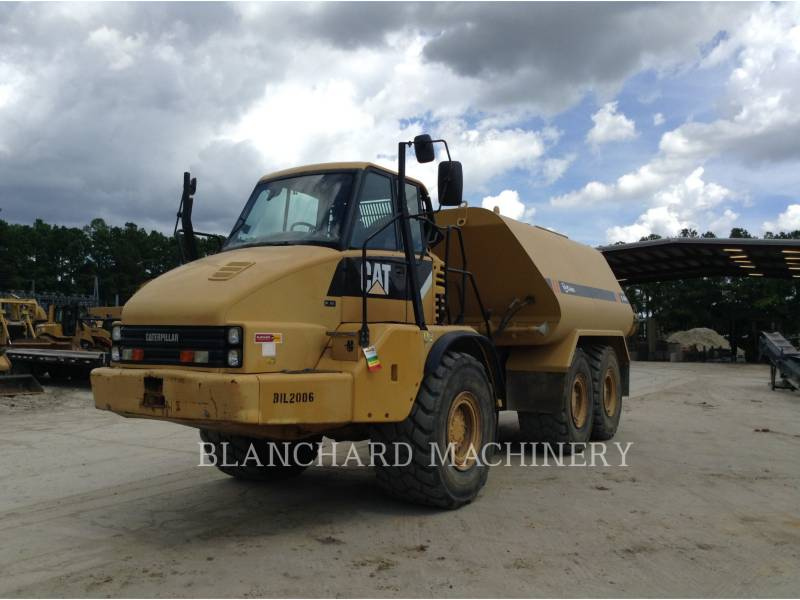 CATERPILLAR CAMIONS CITERNE A EAU 725 WT equipment  photo 2