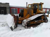 Equipment photo CATERPILLAR D6NLGP TRACTOREN OP RUPSBANDEN 1