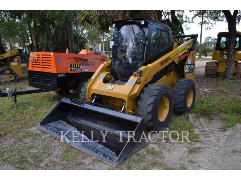 CATERPILLAR SKID STEER LOADERS 272D2XHP equipment  photo 1