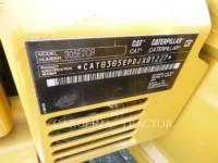 CATERPILLAR TRACK EXCAVATORS 305E2 equipment  photo 9
